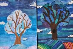Zimní-strom-L.Mitalová-I.Radičová-7.r.